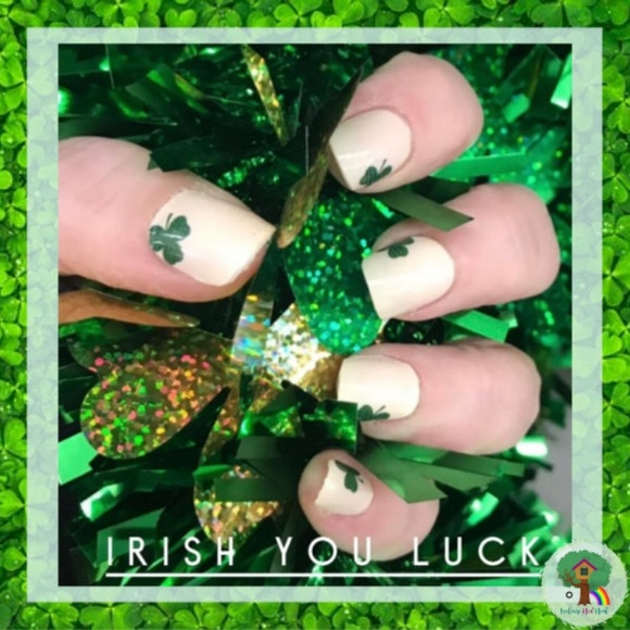 Color Street Other - 2/$20 color street nails Irish you luck neutral